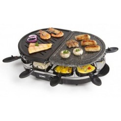Domo DO9059G Steengrill Gourmetstel