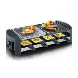 Severin RG2683 Gourmet Raclette met Natuursteen